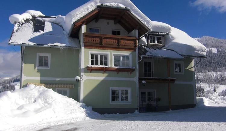 Haus im Winter (© Unterranner)