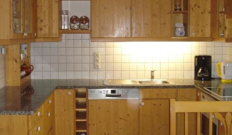 Küche Holz EG