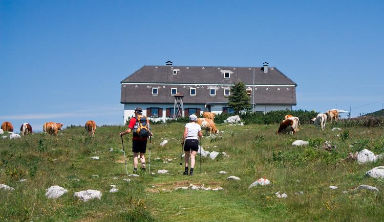 Hochleckenhaus. (© Johann Resch jun.)
