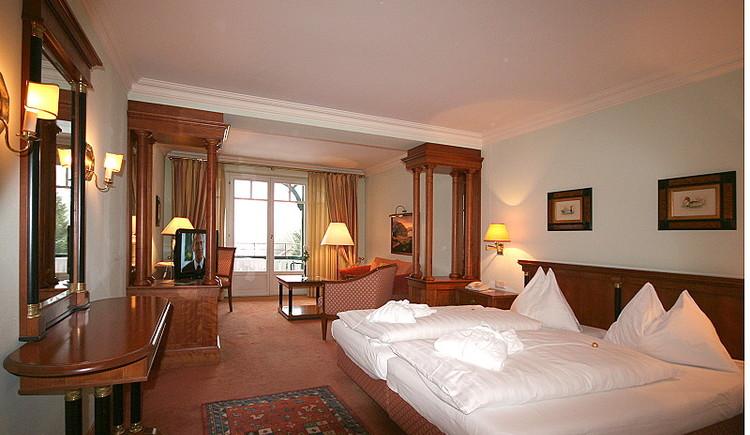 Hotel Hollweger Juniorsuite.