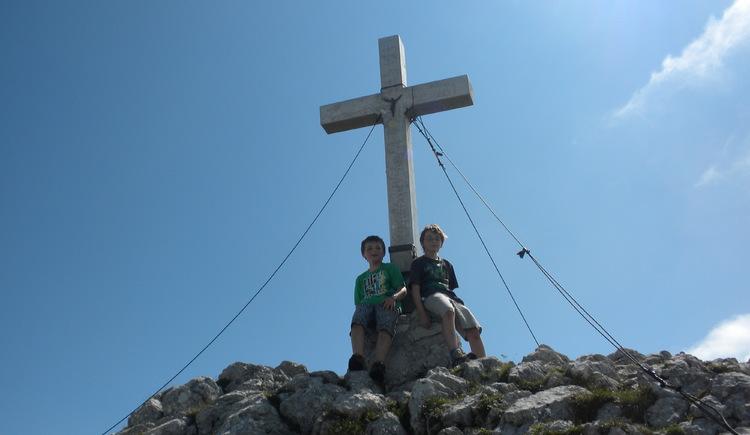 Wandern, Bergsteigen, kinder