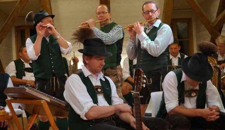 Annual folklore evening, Mozarthaus, St. Gilgen, Wolfgangsee