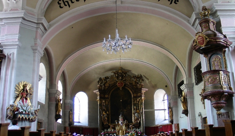Kirche - Bernhard Krenn