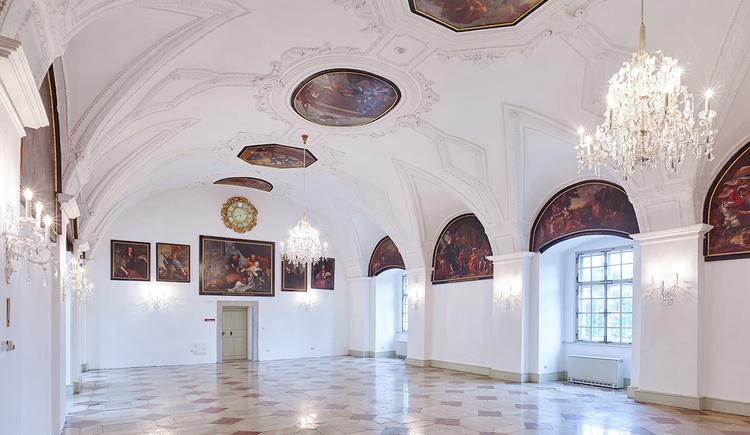 Schloss Weinberg, Rittersaal