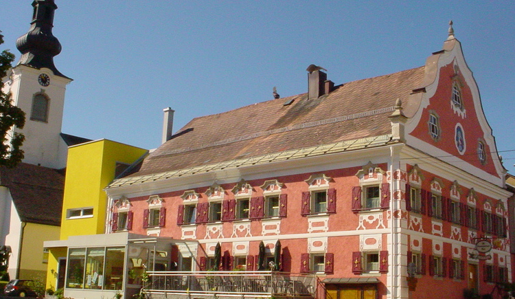 Gasthaus Haderer (© Tourismusverband Lembach i.M.)