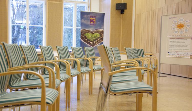 Ideal für Seminare und Meetings