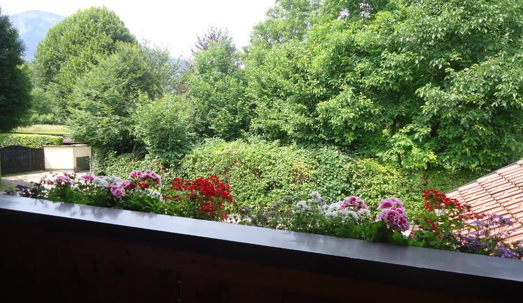 Blick vom Balkon. (© WTG)