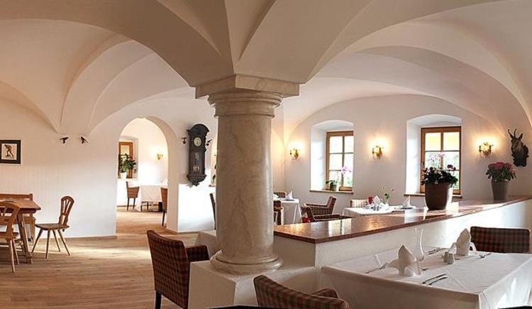 6_hochsteg-guetl-fruehstuecksraum (© Hotel Hochsteg Gütl)