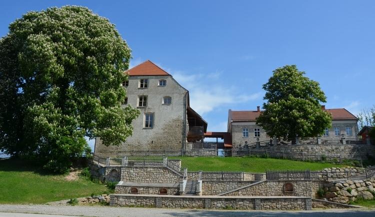 Schloss Frauenstein (© Gemeinde Mining)