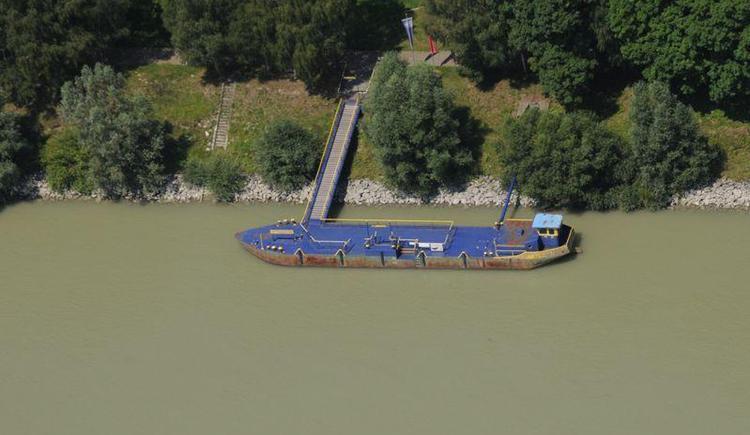 Schiffsanlegestelle Ottensheim (© WGD Donau Oberösterreich Tourismus GmbH_Lindorfer)