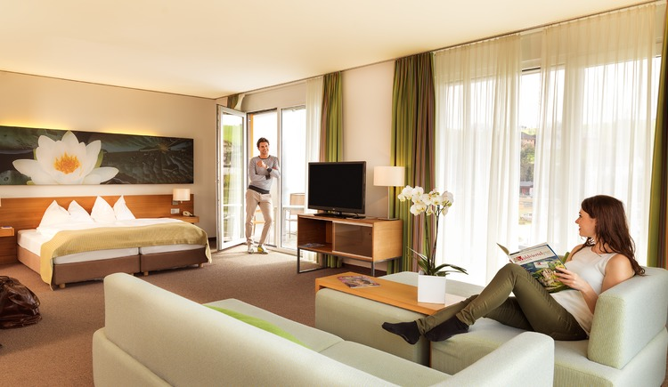 Hotel Lebensquell Bad Zell: Zimmerfoto
