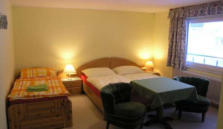 Pension Edelweiss, Gosau, Schlafzimmer