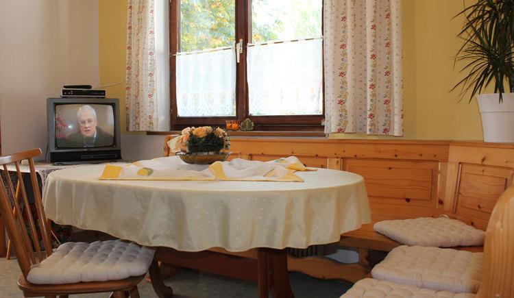 Kueche: Ferienwohnungen Rosa Mair- Zeininger, Sankt Georgen im Attergau