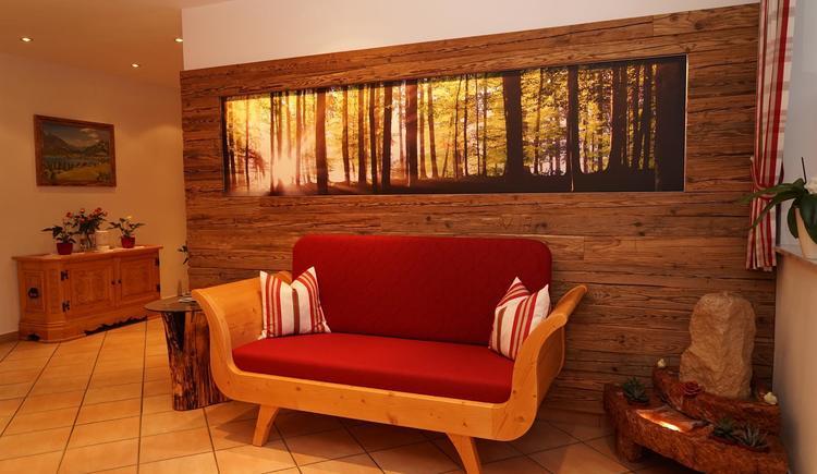 Receptionsbereich (© Angerer)