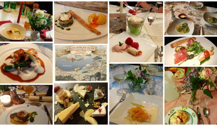Kulinarische Reise. (© TVB Strobl)