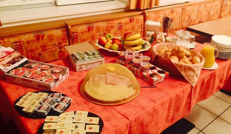 Frühstück im Dorfcafe Thalheim (© Dorfcafe Thalheim)