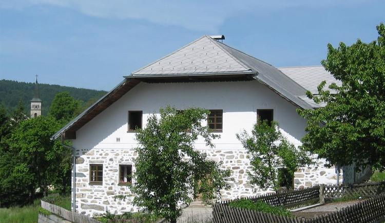 Heimathaus Julbach (© Johann Wurm)