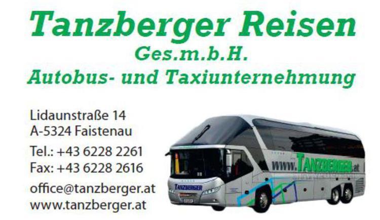Tanzberger Reisen