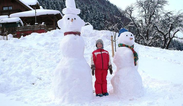 3 Schneemänner (© Roithhof)