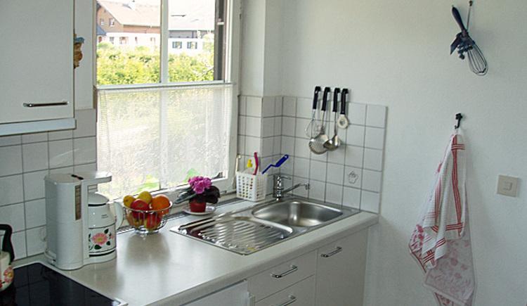 Küche. (© Familie Seitz)