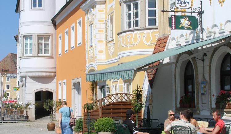 Donaumarkt Mauthausen (© TVM)