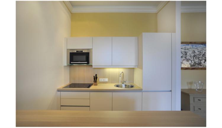Küche Wohnung Clematis
