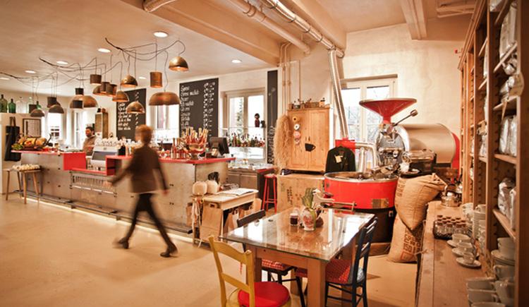 Kaffeewerkstatt (© WTG)