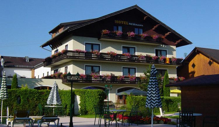 Hotel Weismann. (© Hotel Weismann)