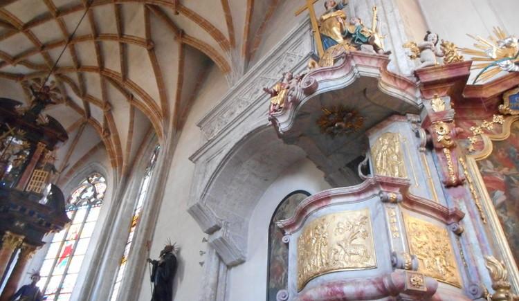 Wallfahrtskirche Adlwang (© Judith Höller, Tourismusregion Bad Hall-Kremsmünster)