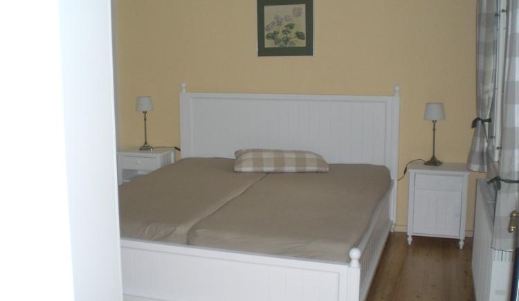 Fewo Tiesler Schlafzimmer drei