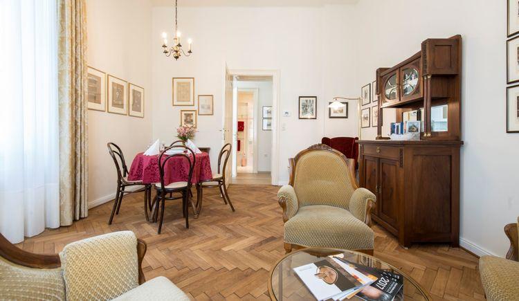 Wohnzimmer Kleinod (© Schodterer)