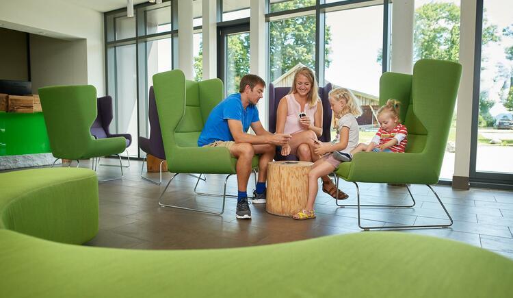 Familie Lounge