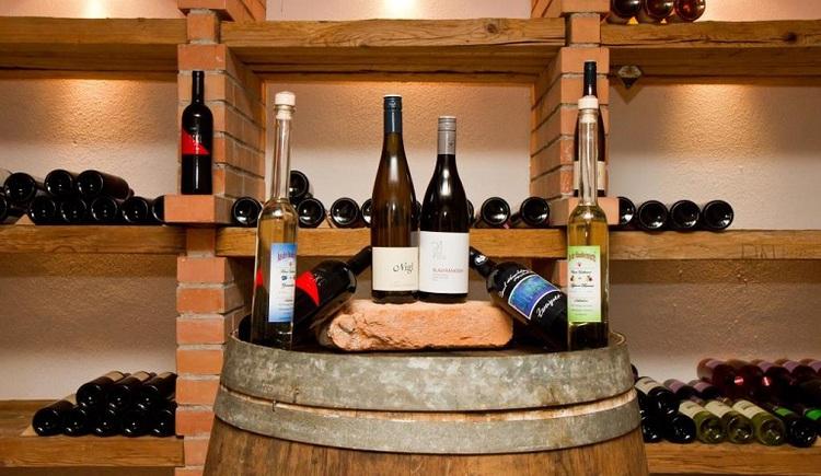 Weinkeller Hotel Bramosen (© Hotel Bramosen)