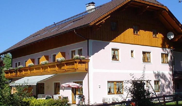 Haus Weissenbacher, Hausansicht