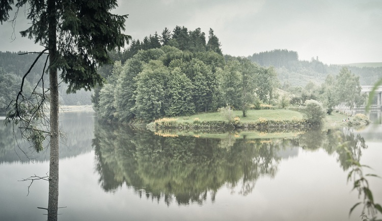 Stausee Neufelden. (© Andreas Balon)