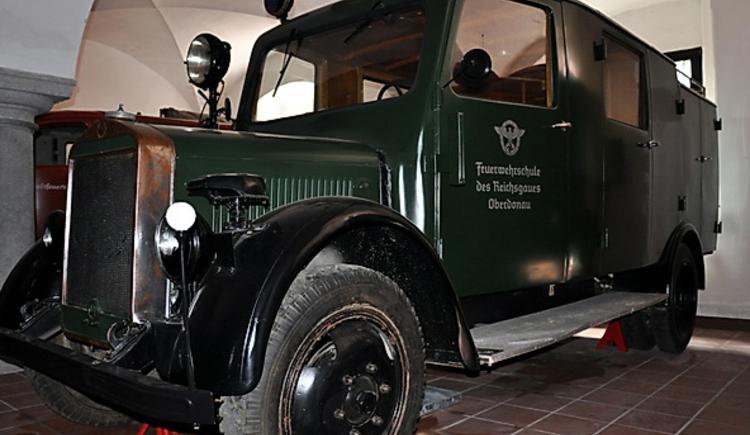 OÖ. Feuerwehrmuseum (© Verbund Oö. Museen)