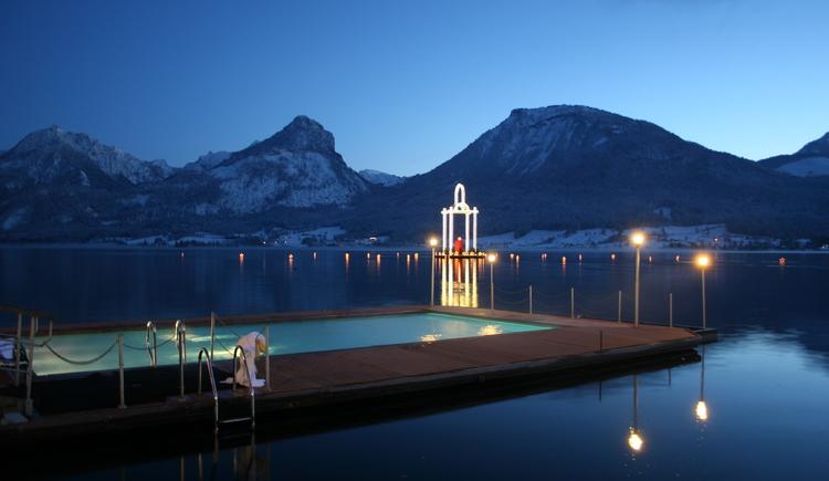 Wolfgangseer Advent - 5 Wochen - 7 Tage die Woche geöffnet. (© Romantik Hotel Im Weissen Rössl)