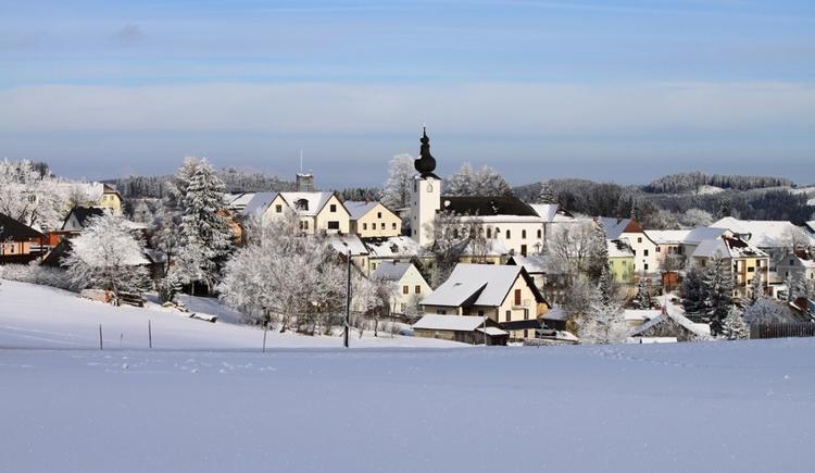 Ortsansicht Liebenau (© Gemeinde Liebenau)