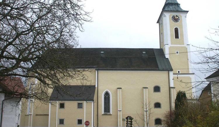Pfarrkirche St. Roman (© Vianovis)