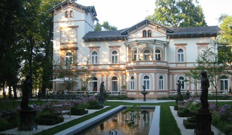 Villa Rabl. (© Bad Hall)