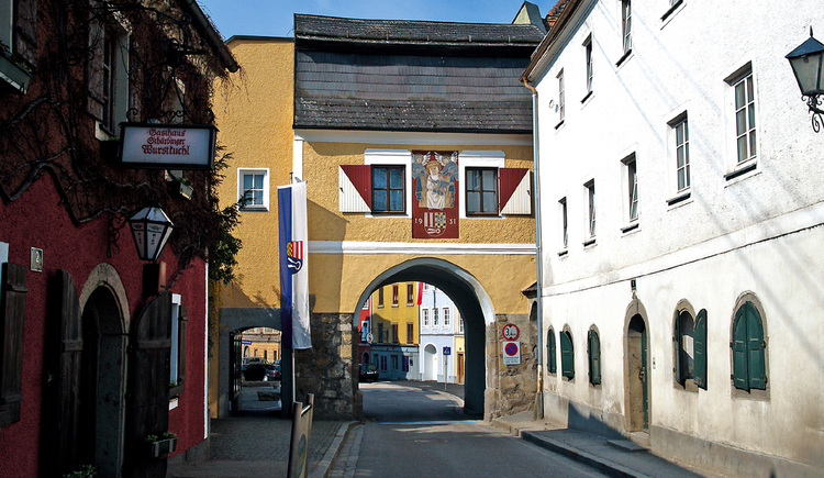 Passauer Tor (© Tourismusverband Schärding)