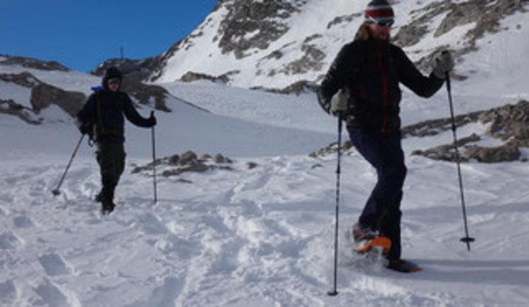 Schneeschuhwandern (© Naturesports)