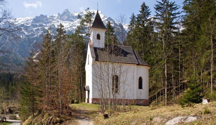 Dietlkapelle (© TVB Pyhrn-Priel/Sulzbacher)