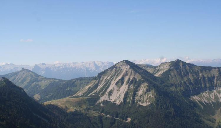 mountains of the Osterhorn-group