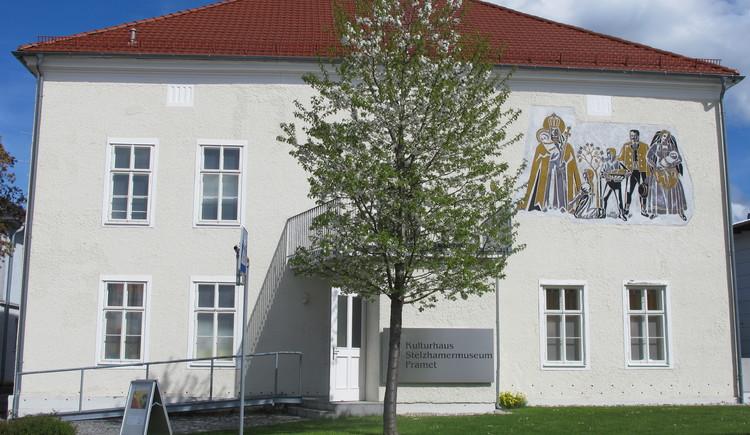 Stelzhamermuseum & Kulturhaus Pramet. (© Kulturhaus Stelzhamermuseum Pramet; Verena Traeger)