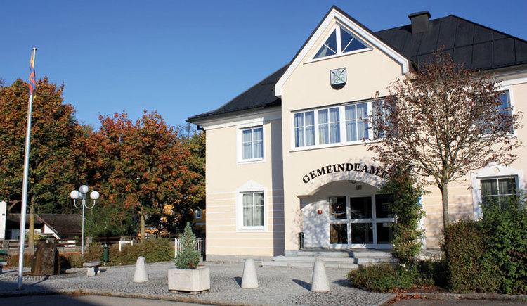 Gemeindeamt (© Sandra Reindl)