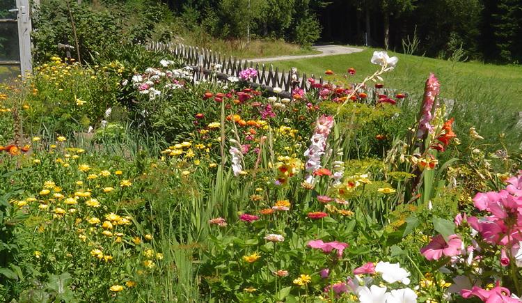 Bauerngarten (© GR)