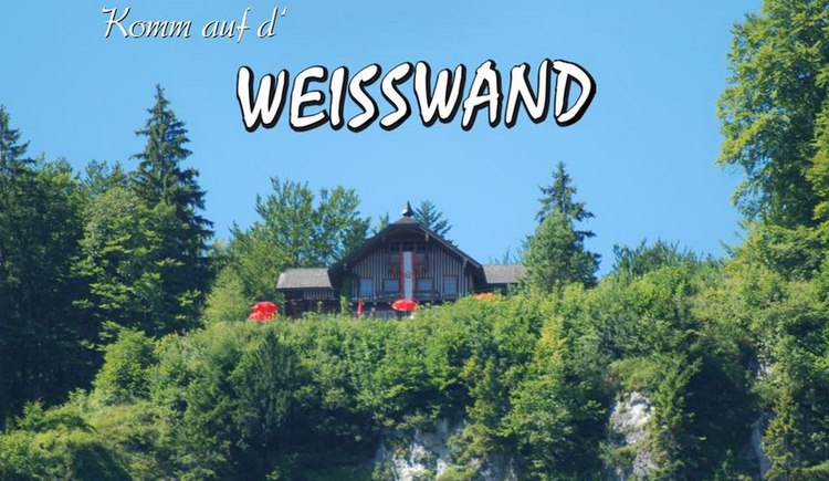Weisswand (© Fam. Wenzl)
