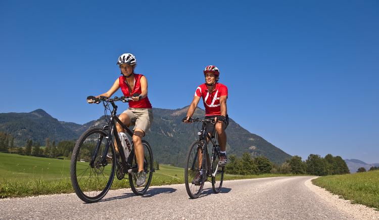 E-Biken in Oberoesterreich (© OÖ. Tourismus/Erber)