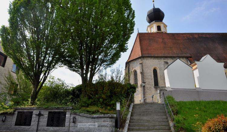 Kirche Treubach, Innviertel. (© Treubach/Dachs)